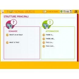 Impariamo l'inglese con la LIM 1 (KIT: CD-ROM + libro)