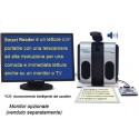 "Smart Reader con monitor 13.3"" a batteria"