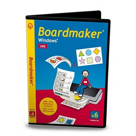 BoardMaker V6 Pro