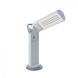 Lampada portatile orientabile a LED