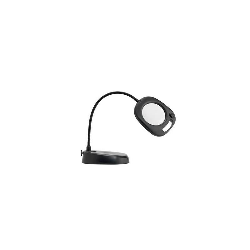 Lampada da tavolo e da pavimento a LED con lente
