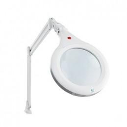 Lampada con lente ingrandente 1,75X