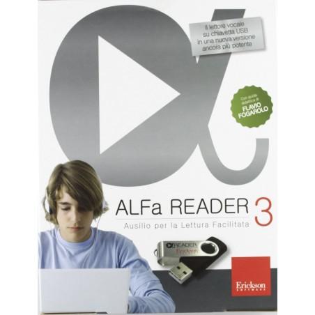 ALFa READER 3