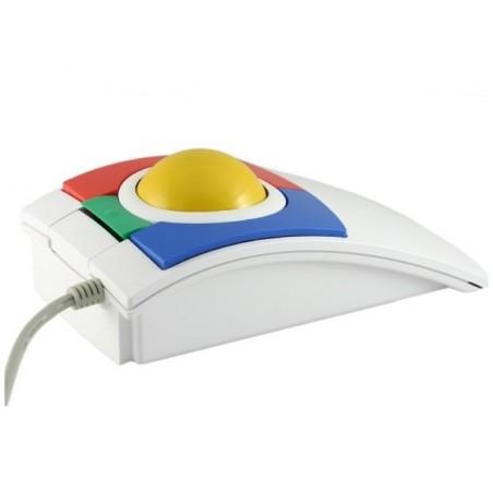 KidTrack - Mouse a trackball