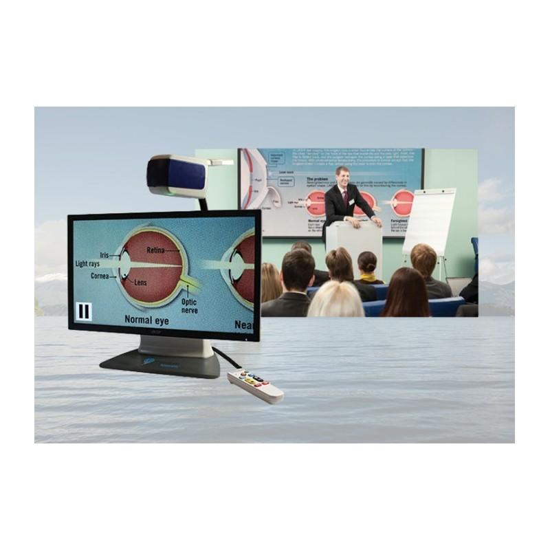 ONYX HD - Videoingranditore Trasportabile