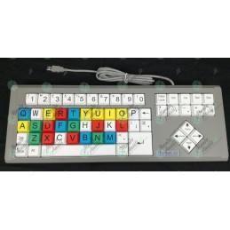 Big Keys LX CQ (Colorata qwerty)