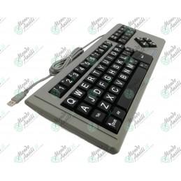 Big Keys LX BQ (Nera qwerty)
