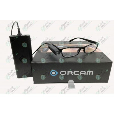 OrCam MyReader e OrCam MyEye