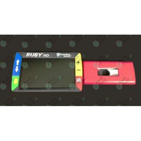 Ruby HD 4.3 pollici