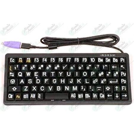 Vig Keys mini tastiera a grandi tasti