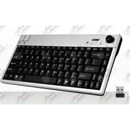 Mini Tastiera ridotta con joystick wireless
