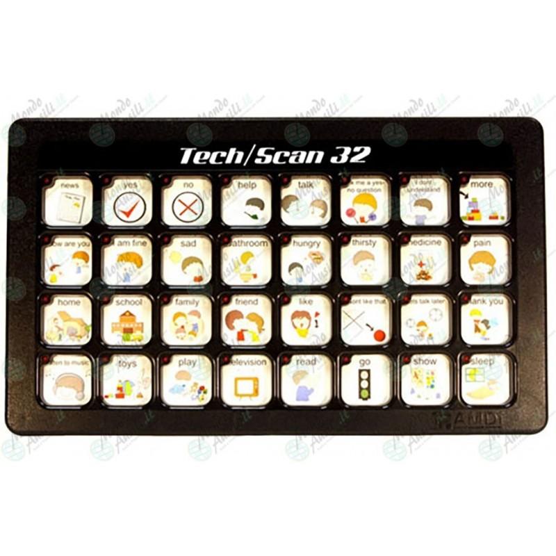 Tech Scan 32