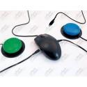 Mouse adattato per sensori