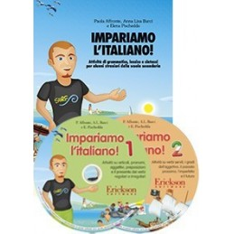 Impariamo l'italiano! (KIT: Libro + 2 CD-ROM)