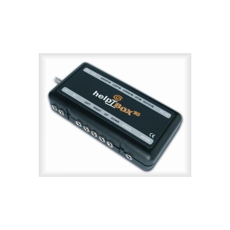 Box per sensori 16 USB Helpibox