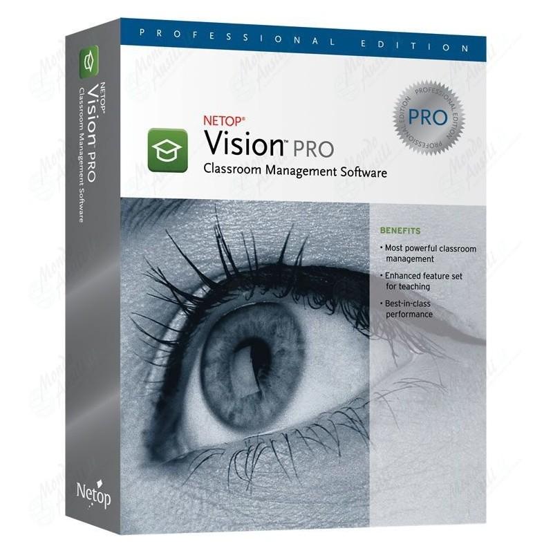 NetOp Vision Pro - Software per le Classi in Rete