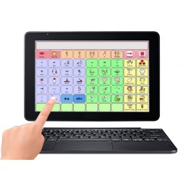 Tablet Touch Screen con Clicker