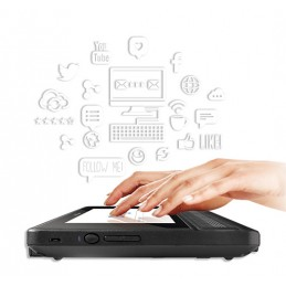 BrailleNote Touch Display Braille