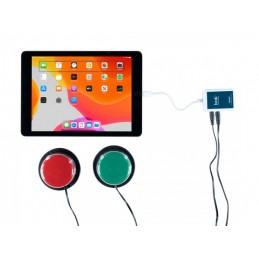 Hook+ Interfaccia per Sensori iOS