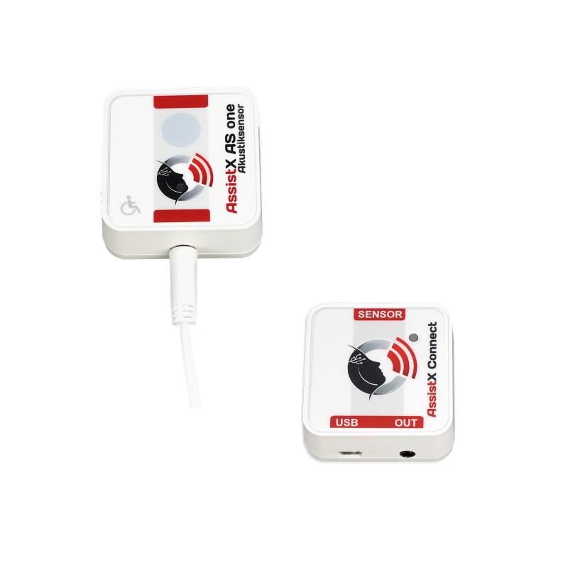 AssistX AS one Sensore Acustico