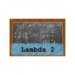 LAMBDA 2.0