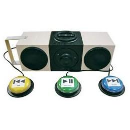 Lettore MP3 adattato sensori