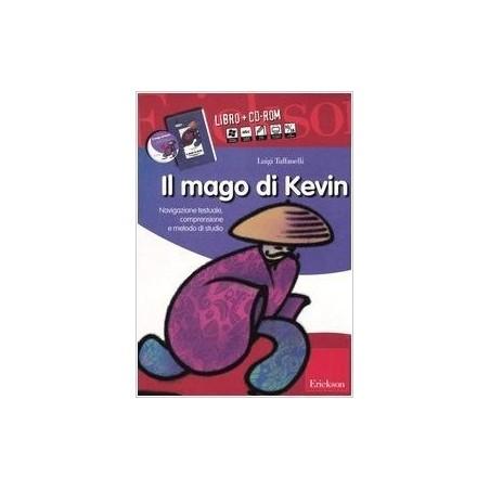 Il mago di Kevin Kit Libro e CD Rom