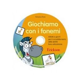 Giochiamo con i fonemi (CD-ROM)