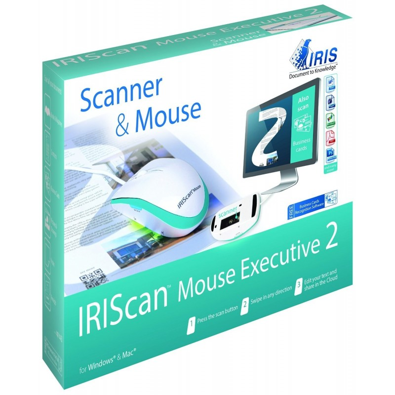 Mouse Scanner 2 IRIS executive