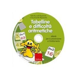 Tabelline e difficoltà aritmetiche (CD-ROM)
