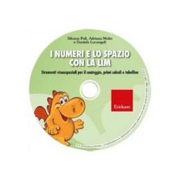 I numeri e lo spazio con la LIM (CD-ROM)