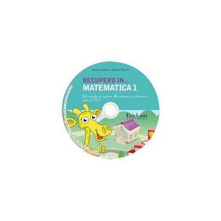 RECUPERO IN... Matematica 1 (CD-ROM)