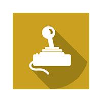 Joystick per accesso facilitato