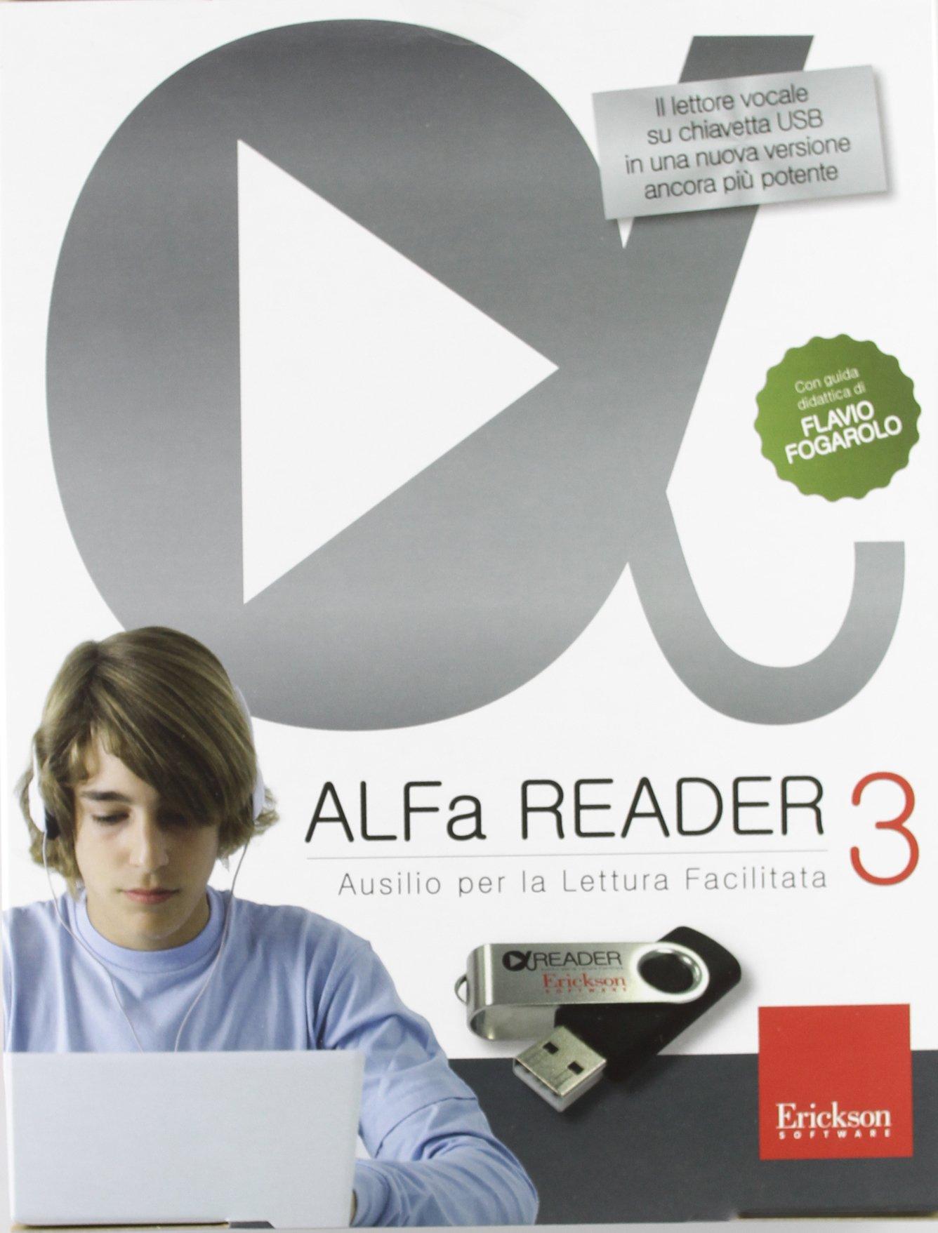 ALFa READER Plus 2