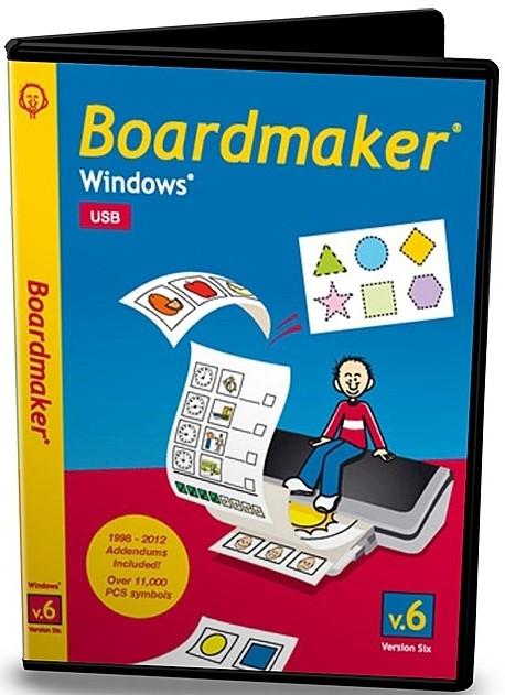 Boardmaker 6