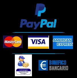 paypal mastercard visa americanexpress
